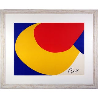 Alexander Calder Convection Silkscreen