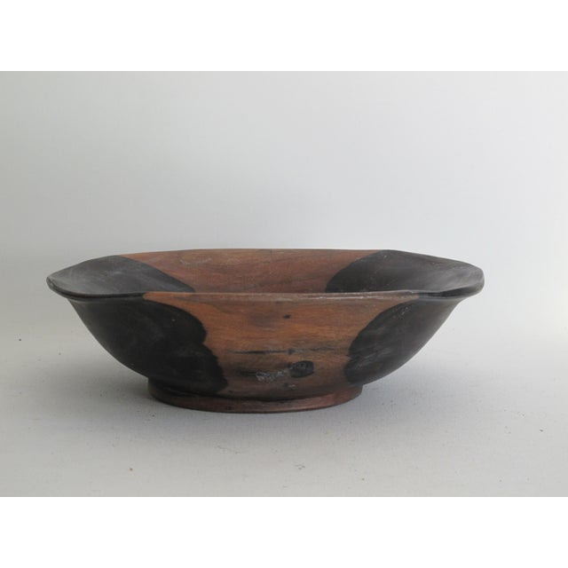 Two-Tone Wood Bowl - Image 3 of 7