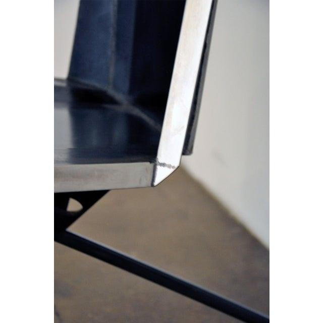 Aeronautical Inspired Lounge Chair - Image 5 of 6