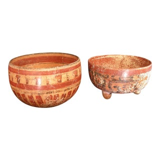 Pre-Columbian Vessels For Sale