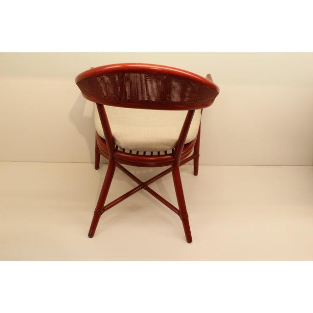 McGuire Roja Mallorca Chair - Image 4 of 7