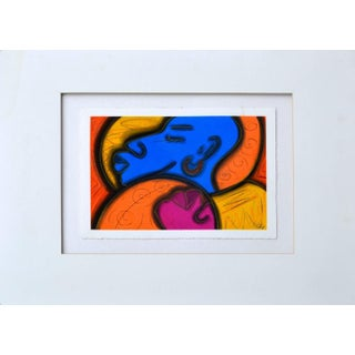 Figurative Abstract Paintings By Kelvin Curry For Sale