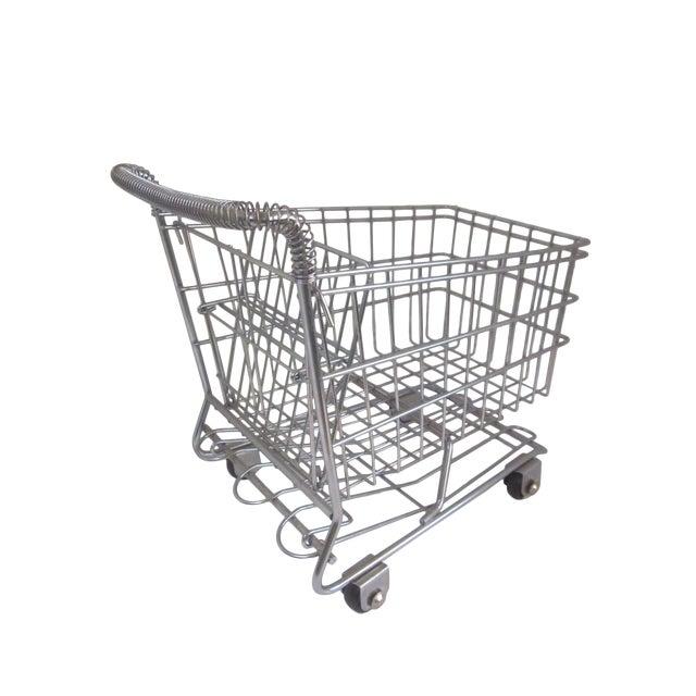 Vintage Pop Art Shopping Cart - Image 1 of 9