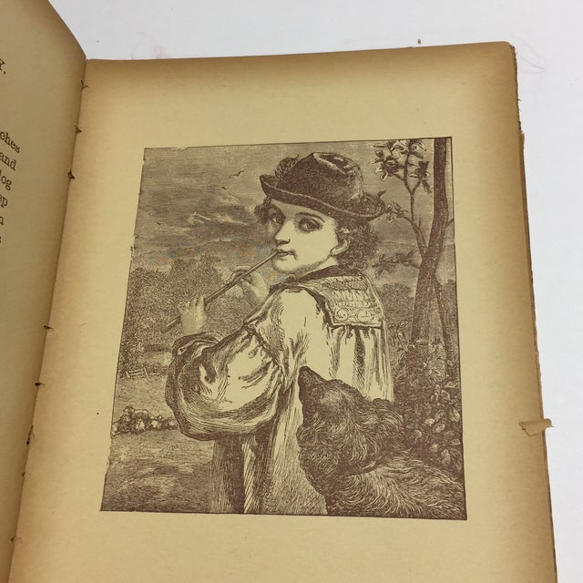 "1889 ""Happy Children "" Lithographs Book For Sale - Image 10 of 13"