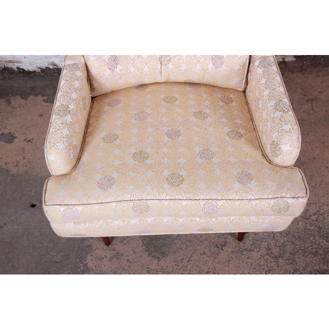 Milo Baughman for James Inc. Articulate Seating Club Chair For Sale In South Bend - Image 6 of 11