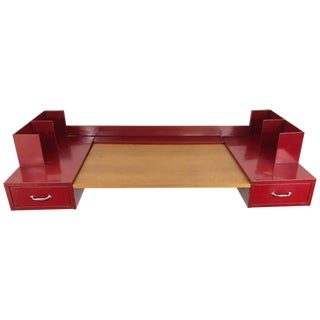 Jean Prouvé Wall-Mounted Desk For Sale