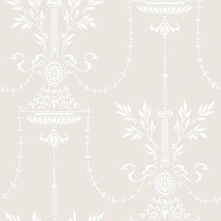 Cole & Son Dorset Wallpaper Roll - Dove For Sale