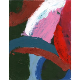 """""""Abstract 01"""" Contemporary Abstract Expressionist Acrylic Painting"""