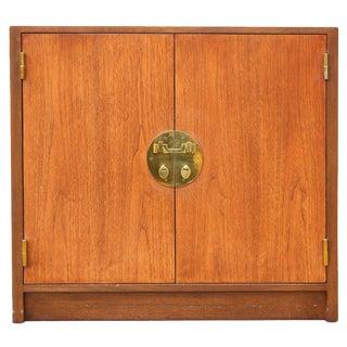 Walnut Cabinet by Edward Wormley for Dunbar For Sale