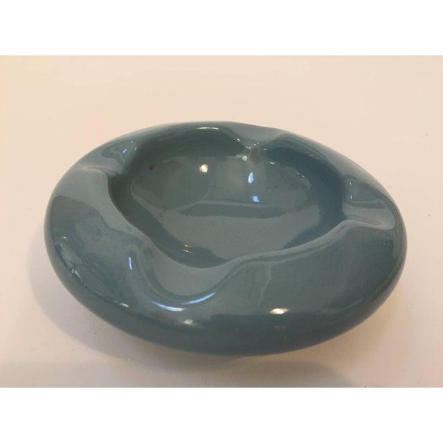 Ceramic Art Deco Ceramic Ashtrays For Sale - Image 7 of 12
