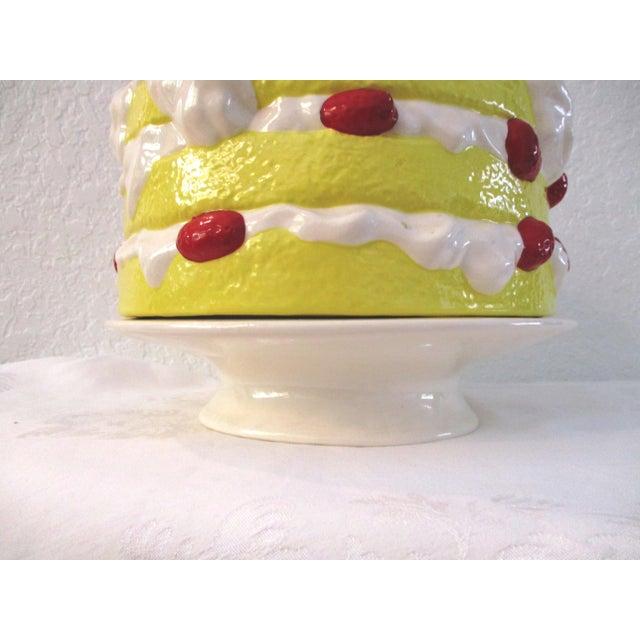 Pop Art Vintage Strawberry Shortcake Cake Plate For Sale - Image 3 of 8