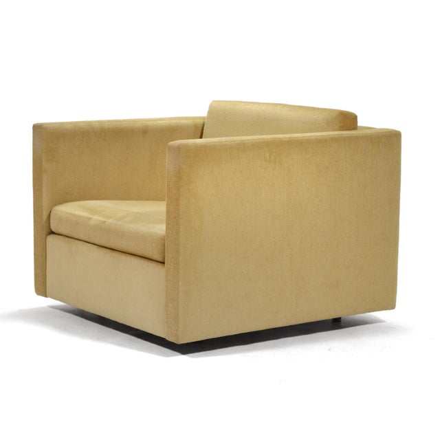 Knoll Charles Pfister Lounge Chair by Knoll For Sale - Image 4 of 10
