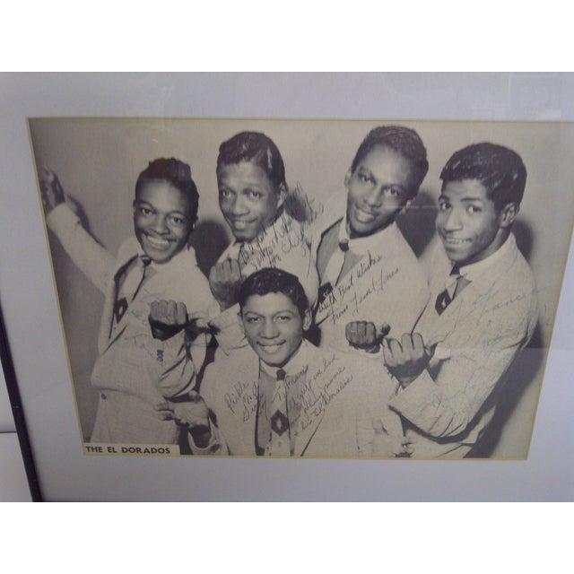 The El Dorados Autographed Photo & Record - Image 3 of 5