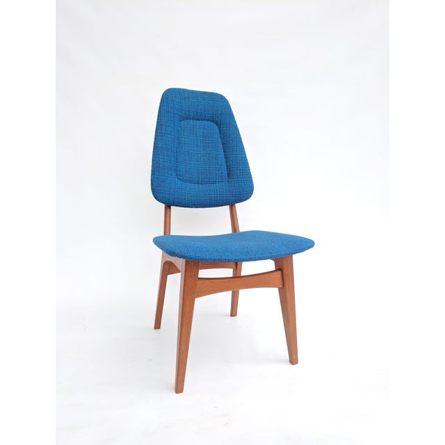 1960s 1960s Scandinavian Modern Sorheim Bruk Teak Dining Chairs - Set of 10 For Sale - Image 5 of 13