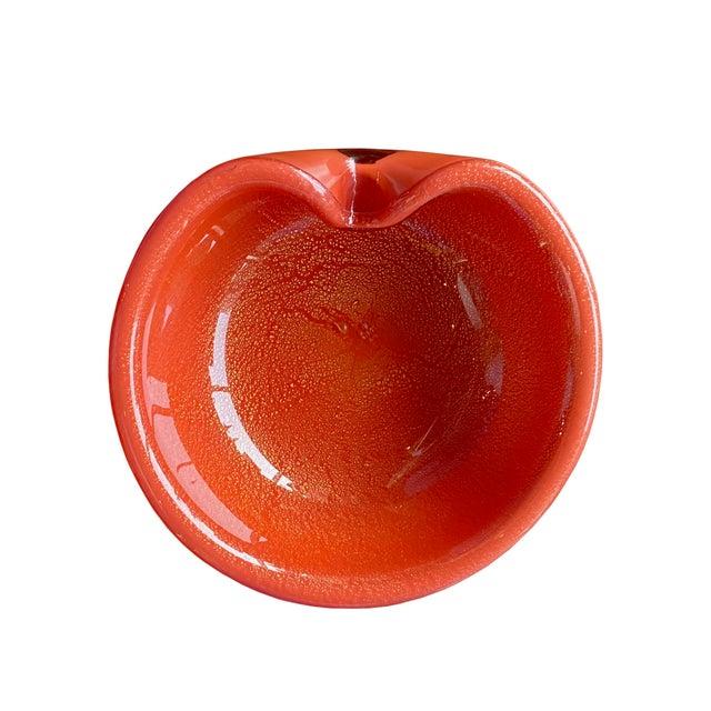Mid-Century Modern Mid Century Alfredo Barbini Bowl For Sale - Image 3 of 9