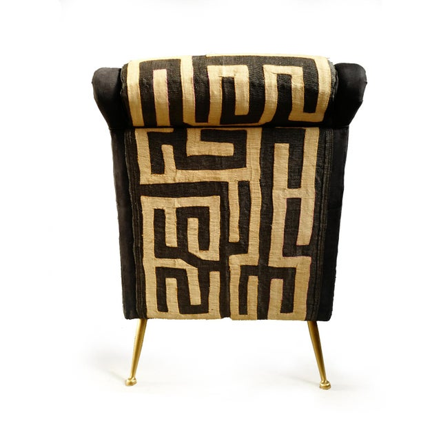 Modern Modern Kuba Chair For Sale - Image 3 of 5