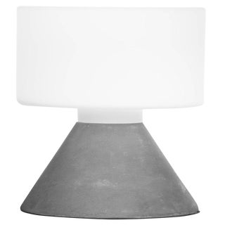 Samuli Naamanka for Innolux Oy 'Concrete' Table Lamp For Sale