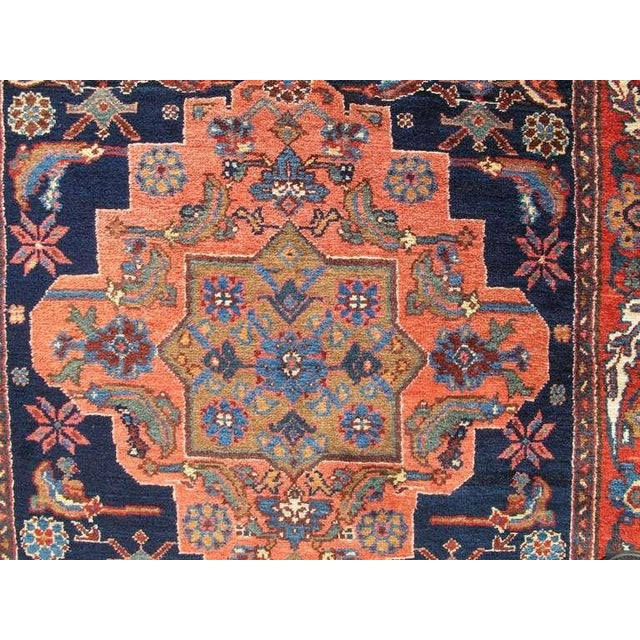 Islamic Bidjar Runner For Sale - Image 3 of 9