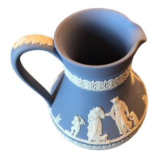 1970s Wedgwood Pitcher For Sale