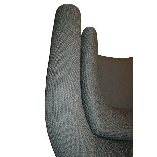Charcoal 1990s French Ligne Roset Ying-Yang Sofa Sectional For Sale - Image 7 of 13