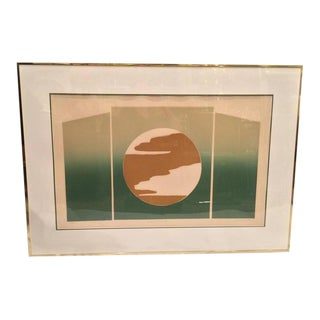 Rita Schwartz Signed & Numbered Silk Screen Print For Sale