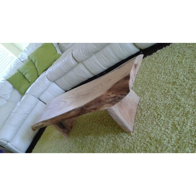 Live Edge Coffee Table - Image 2 of 4