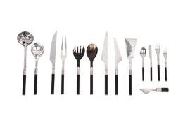 Image of Mid-Century Modern Flatware and Silverware