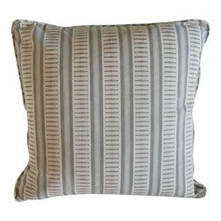 Robert Allen Speed Way Graphite Pillow