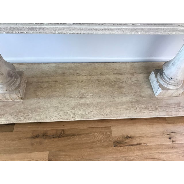 Modern History Console Table For Sale - Image 7 of 9