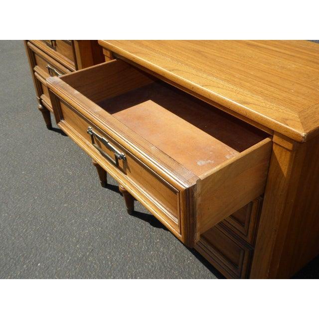 White Fine Furniture Co. Mid-Century Modern Nightstands