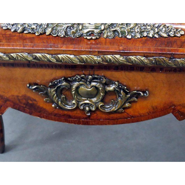 Louis XV Louis XV Style Inlaid Cellarette For Sale - Image 3 of 7
