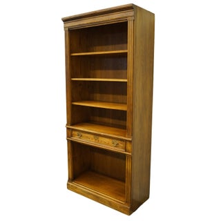 1970s Italian Thomasville Furniture Wall Unit Open Bookcase Preview