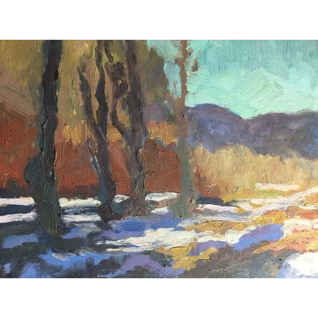 Jocelyn Davis Plein Air Painting - Image 7 of 11