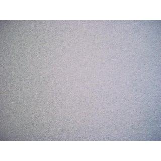 Andrew Martin Wessex Marl Wool Herringbone Upholstery Fabric - 2 1/8 Yards For Sale