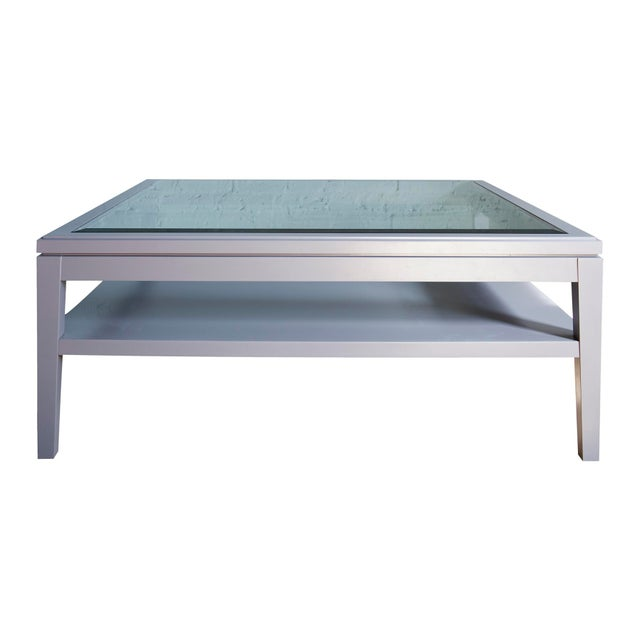 2010s Maxine Snider Inc. Dorset Table For Sale - Image 5 of 5