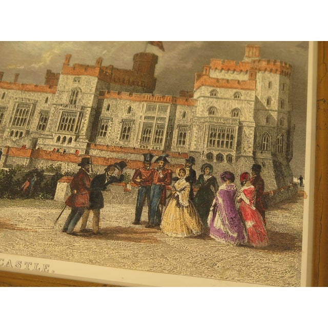 W. King Ambler 'London Views' Framed Prints - Set of 4 For Sale - Image 10 of 13