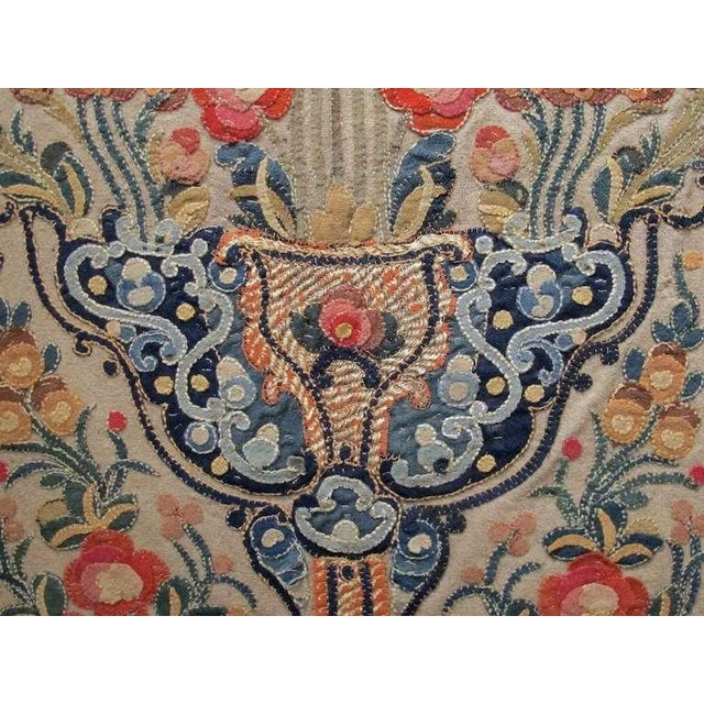18th Century Ottoman Applique For Sale In San Francisco - Image 6 of 7
