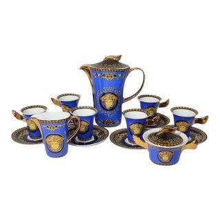 Rosenthal Versace Medusa Tea Service Set