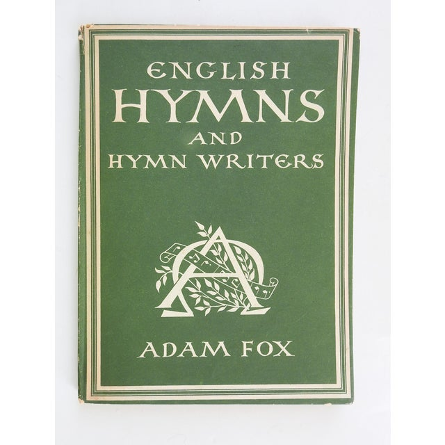 English Hymns & Hymn Writers Book For Sale - Image 9 of 9