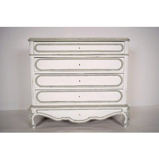 Traditional 19th-Century French Louis XV Painted Dresser Preview