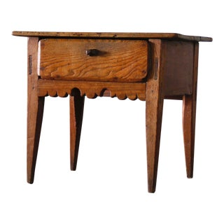 19th Century Spanish Primitive Table For Sale