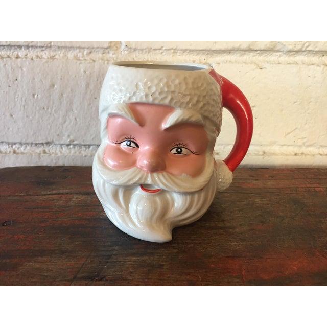 1950s Santa Claus Face Mug - Image 2 of 7