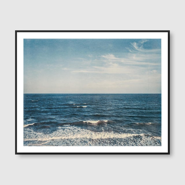 """Contemporary """"The End of Summer"""" Contemporary Seascape Photograph by Guy Sargent For Sale - Image 3 of 6"""