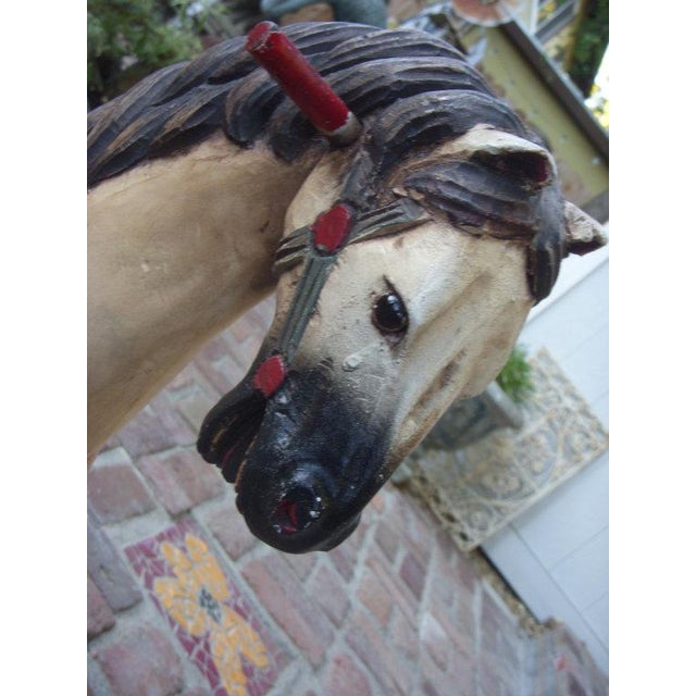 Victorian Toy Horse - Image 3 of 8