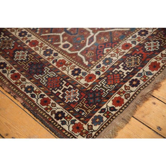 """Textile Vintage Shiraz Carpet - 7'3"""" X 10'2"""" For Sale - Image 7 of 13"""