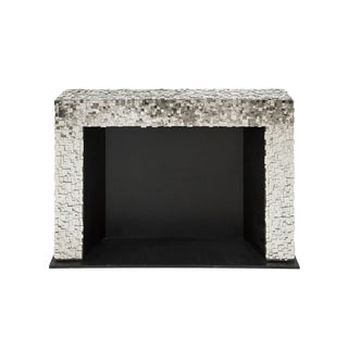 Kam Tin - Fire Place in Iron Pyrite, France, 2018 For Sale
