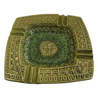 Mid-Century Modern Ceramic Ashtray