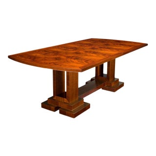 Traditional Extension Dining Table For Sale