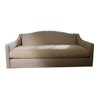 Outdoor Camelback Sofa