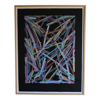Charles Arnoldi Untitled #58, 1983 For Sale